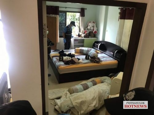 Phitsanulok: Hunt on for Chinese husband after brutal slaying of Thai wife | Samui Times