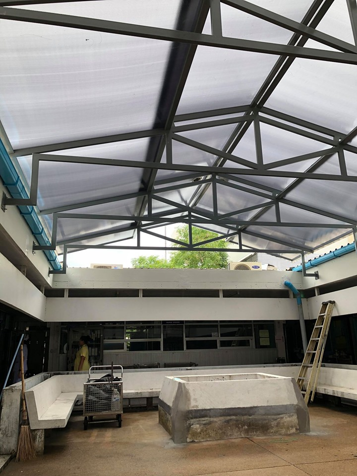 SOS – Nathon Hospital - Project Stage 2 Completion | News by Samui Times