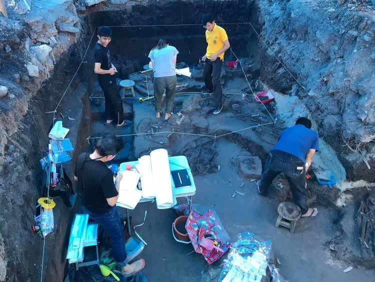 Chiang Mai discovers ancient human skeletons | News by Samui Times