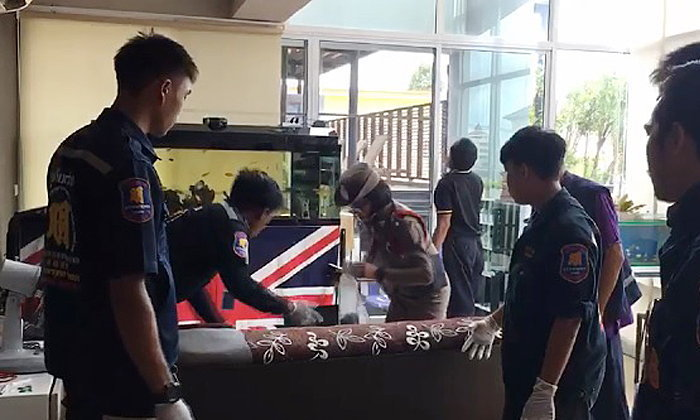 British man found dead in his condo in Rayong | Samui Times