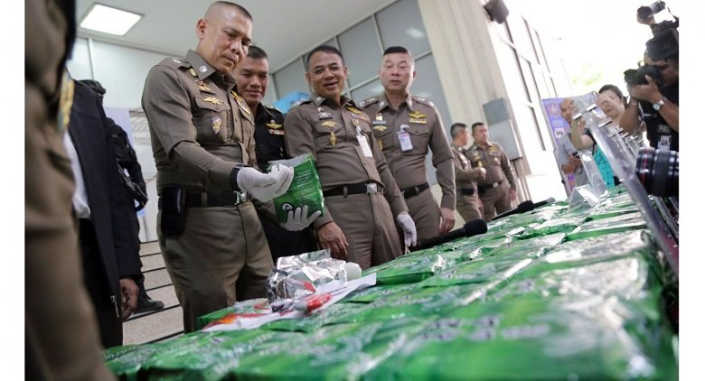 Latest drugs' busts: Africans with coke in stomachs and Ecstasy in coffee | Samui Times