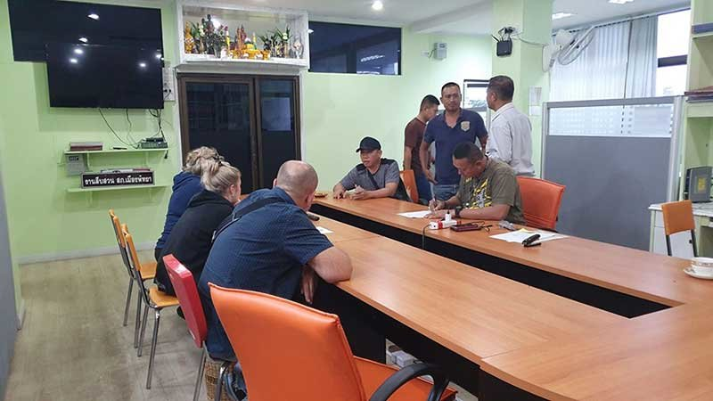 """Three Russians arrested for alleged """"real estate fraud""""   Samui Times"""