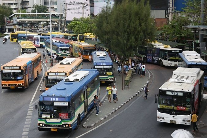 One in seven public transport vehicles flunk new safety tests | Samui Times