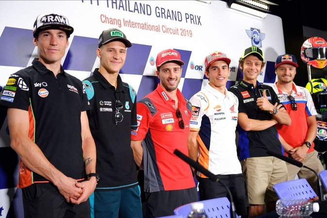 """""""It could be a big weekend"""": Buriram is go! 