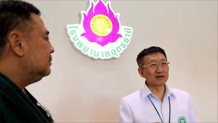 """Granny who """"came back to life"""" was dead all along, says hospital director 