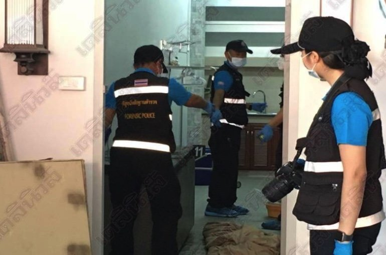 Chiang Mai: Wealthy woman found encased in cement in a fridge | Samui Times