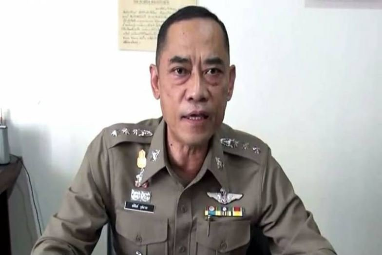 Police chief dies from suspected heart attack on way to meeting in Bangkok | Samui Times