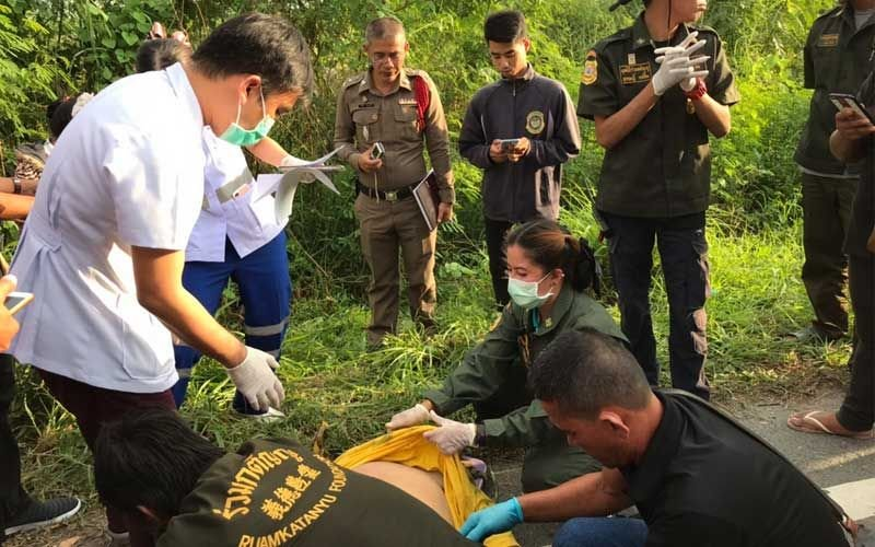 """Motorcyclist dead after """"losing consciousness from existing condition"""" 
