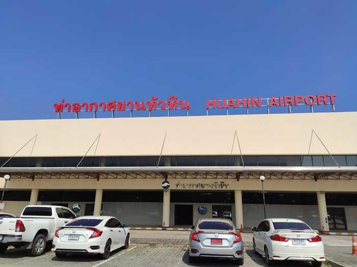Hua Hin: New airport terminal, more flights, treble air passengers in massive tourism expansion   Samui Times