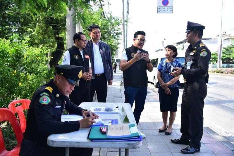 Crackdown on sidewalk riding: 18 million in fines collected – 7 million in last three months alone | Samui Times