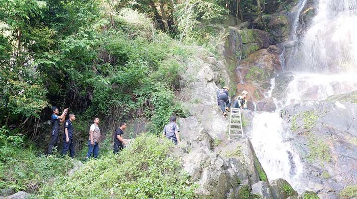 Frenchman plunges to his death taking selfie at Koh Samui waterfall   Samui Times