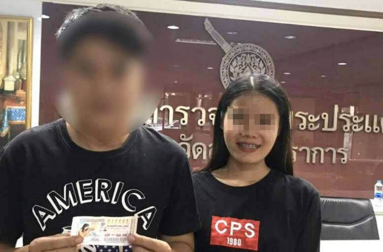 Couple back together again after husband threatened to keep 6 million lottery win for himself | Samui Times