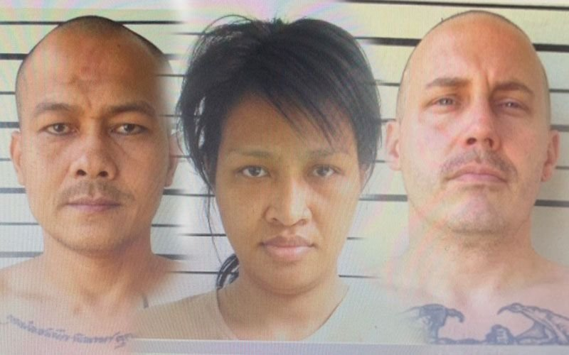 Public urged not to approach wanted American and Thai escapees thought to be heading to Cambodian border | Samui Times