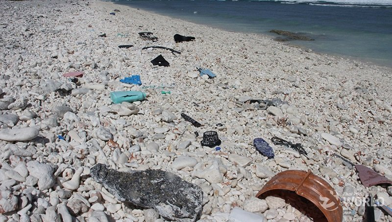 Thailand's ranking among 20 top marine polluters improves from 6th to 10th place | Samui Times