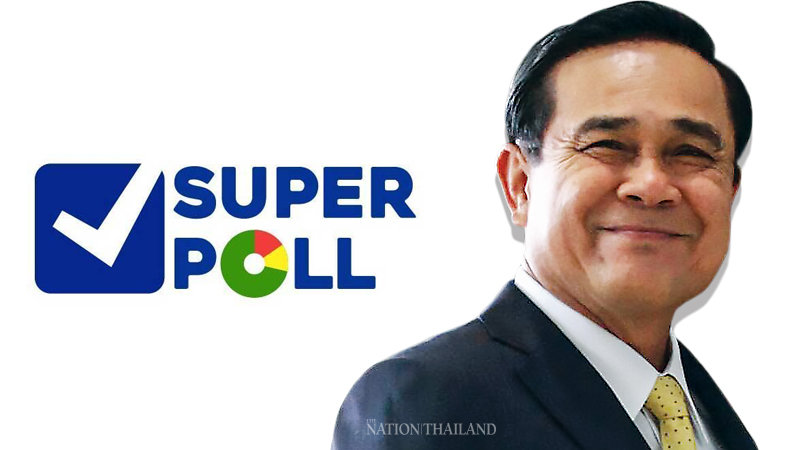 Prayut wins vote of confidence from majority of Thais: Super Poll | Samui Times