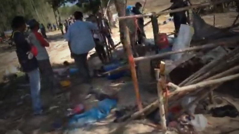 One killed as elephants ravage Chachoengsao workers' camp | News by Samui Times