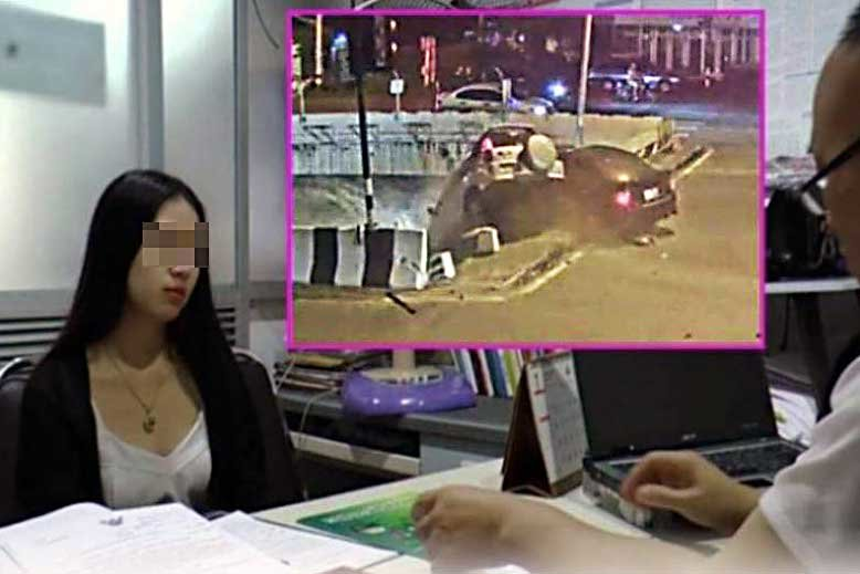 Woman driver who killed two in Chiang Mai gets suspended sentence, pays damages | Samui Times