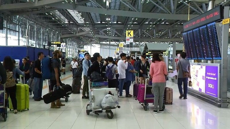 Thai airports: International tourism taking off, domestic still on the runway | Samui Times