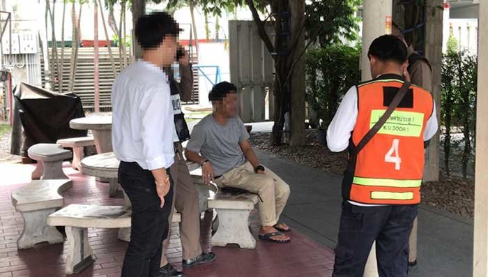 Office worker makes citizen's arrest of man who filmed him in gas station toilets | Samui Times