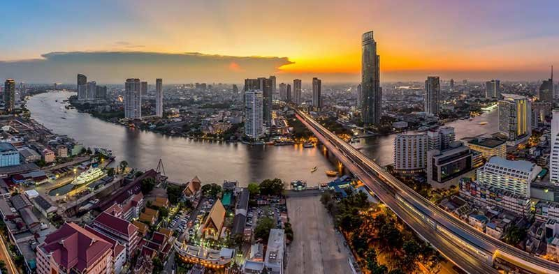 Bangkok falls in popularity amongst expats: survey | News by Samui Times