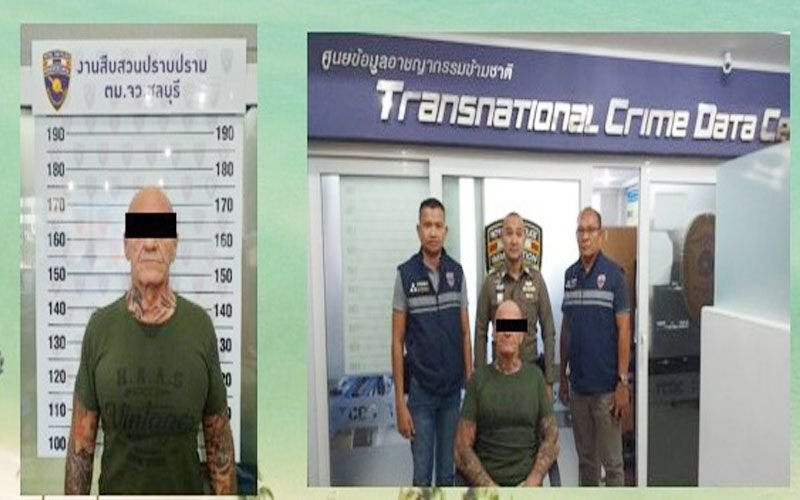 Pattaya: Bill dodging Austrian arrested by immigration on ONE day overstay | Samui Times
