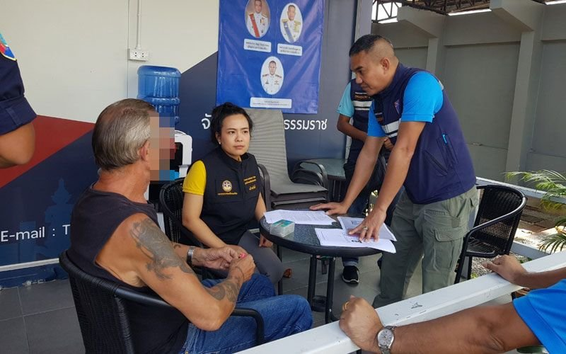 Keep calling Big Oud's hotline: German arrested on 218 day overstay | News by Samui Times