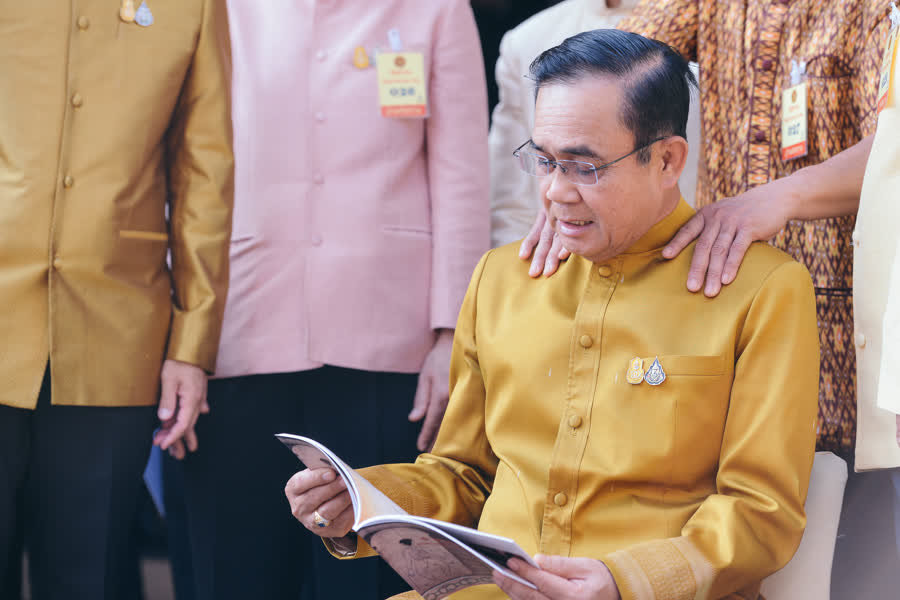 PM Prayut urges people to promote Thai massage | Samui Times