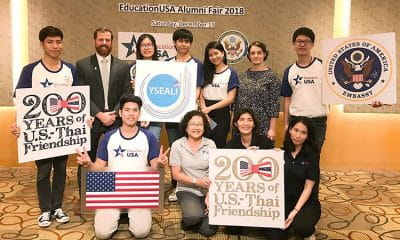 Thai Parent's fear their children studying in US can't get home | Samui Times