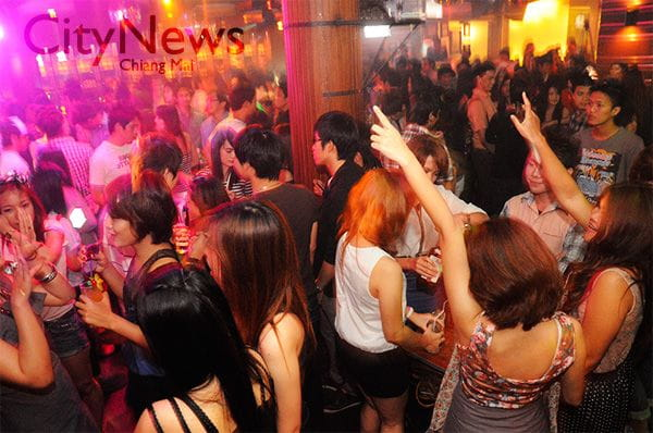 Chiang Mai venue owners complain about proposed closure of bars and clubs | Samui Times