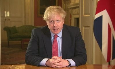 Uk's PM Boris Johnson tests positive for Covid-19 | Samui Times