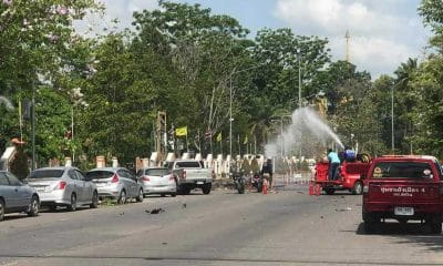 Two bombs injure up to 18 in Yala this morning | Samui Times
