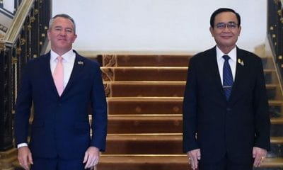 "Thailand and US trade and economic chat ""proactive"" 