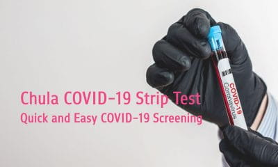 Covid-19 test kits available soon! | Samui Times