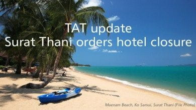 All hotels must close in Surat Thani province, including Samui | Samui Times