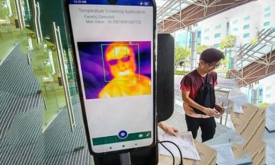Thailand Developing Thermal Face Scanner | Samui Times