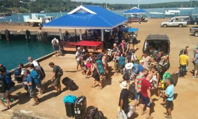 Beaches' Reopening Draw In Thousands | Samui Times