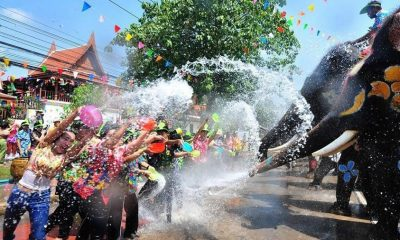 Tourism Ministry Wants To Spread Out Songkran Holiday Dates Over The Year | Samui Times
