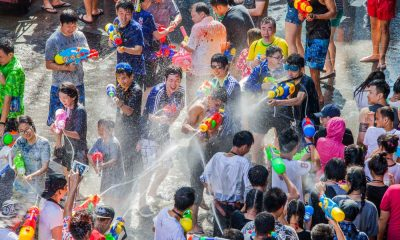 Songkran Slated For July If Relaxed Measures Go Smoothly | Samui Times
