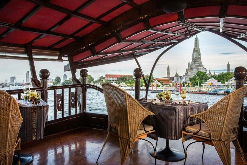 Top 5 River Cruises to take in Bangkok | News by Thaiger