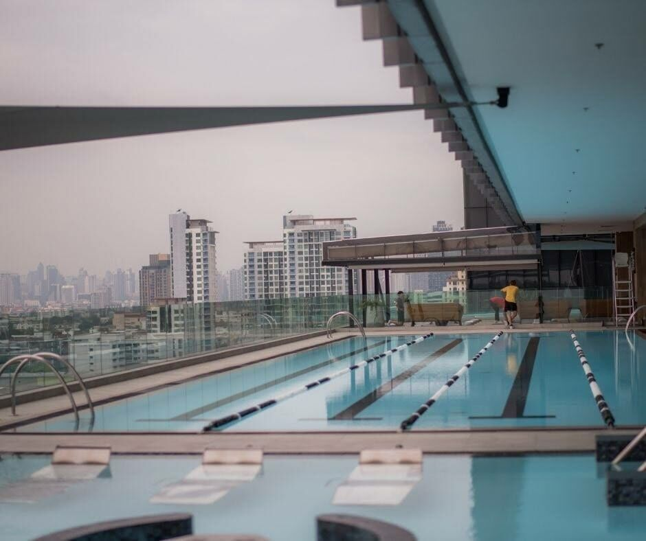 Virgin Active - One of the best gyms in Bangkok