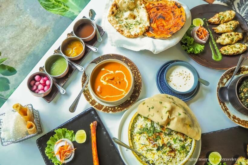 Top 5 Indian Restaurants in Bangkok | News by Thaiger