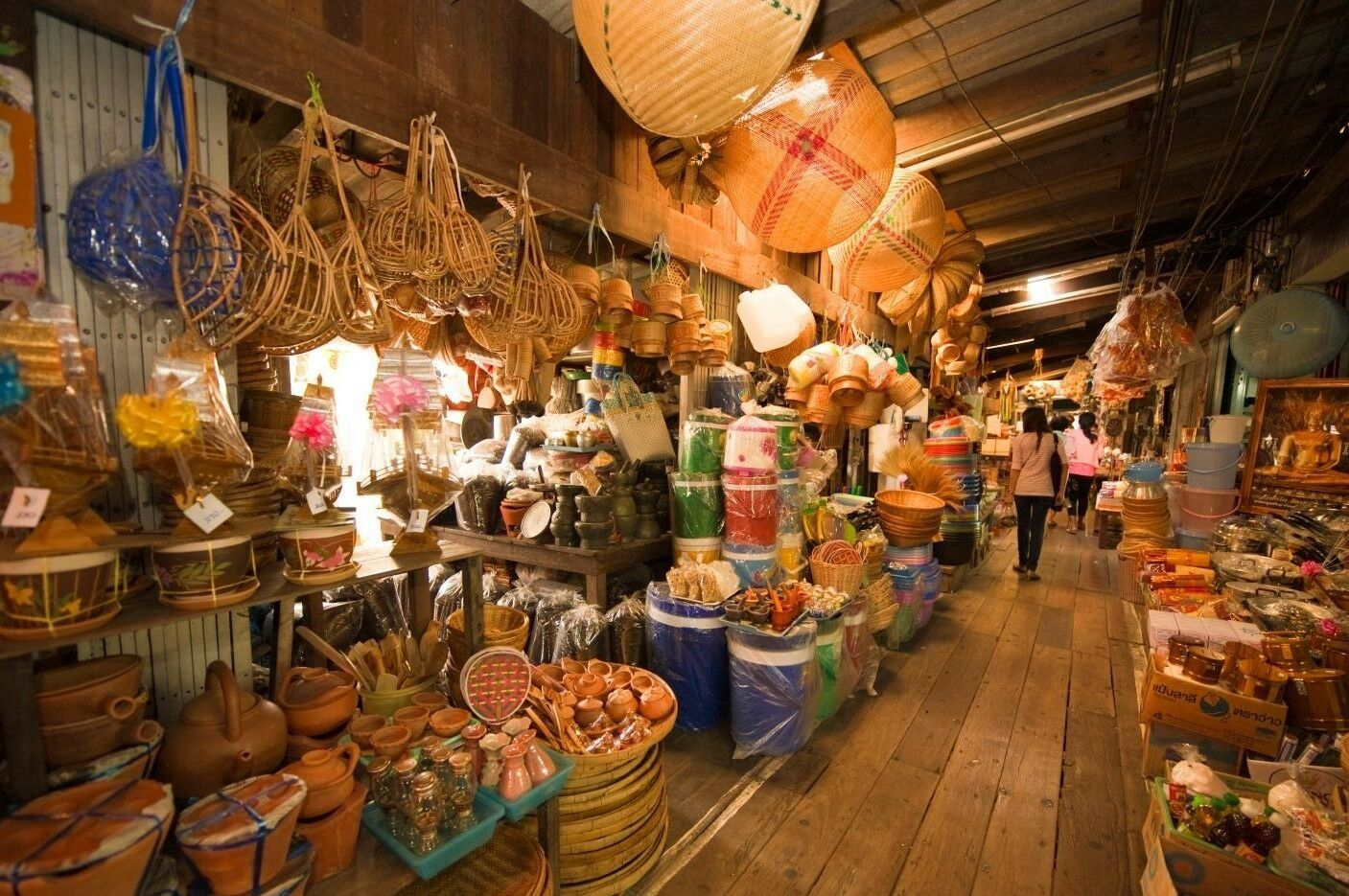 Top 5 Floating Markets in Bangkok   News by Thaiger