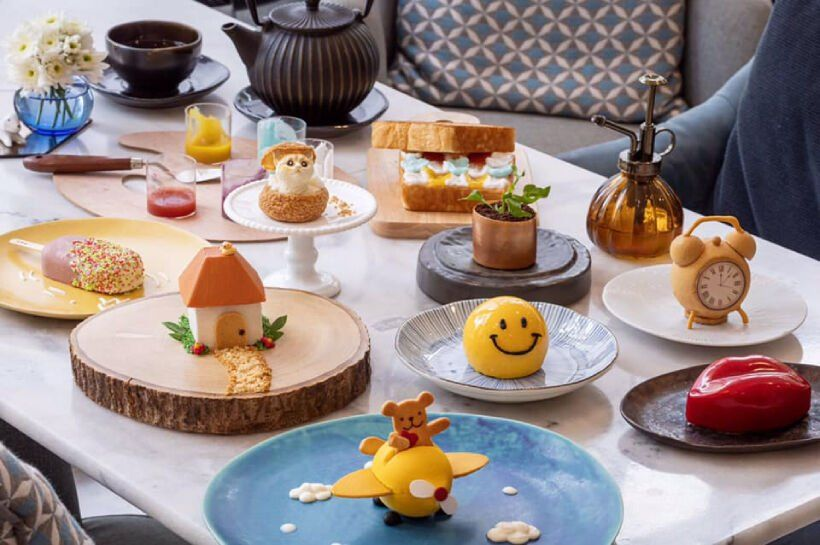 Bangkok's 5 Best Dessert Cafes with Delivery | News by Thaiger