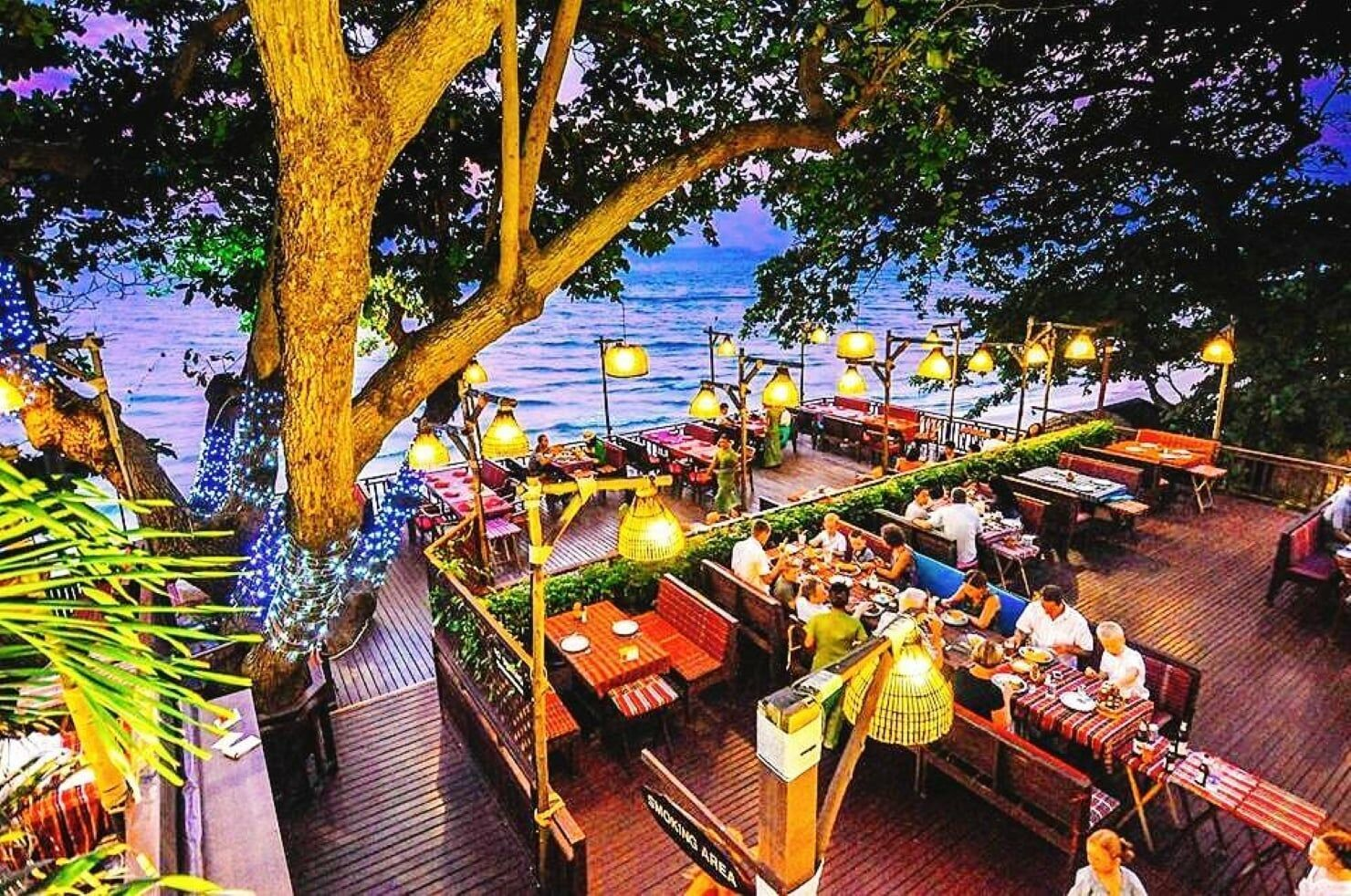 Cabbages & Condoms - best cafes in Pattaya