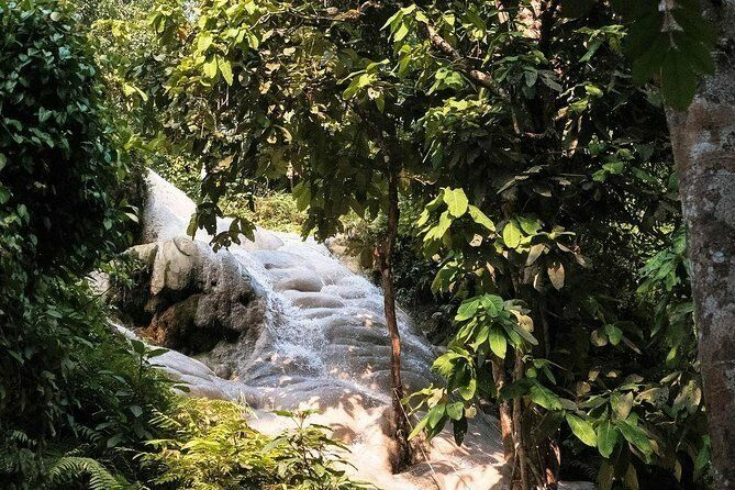 Sticky Waterfall - best adventure tours in Chiang Mai