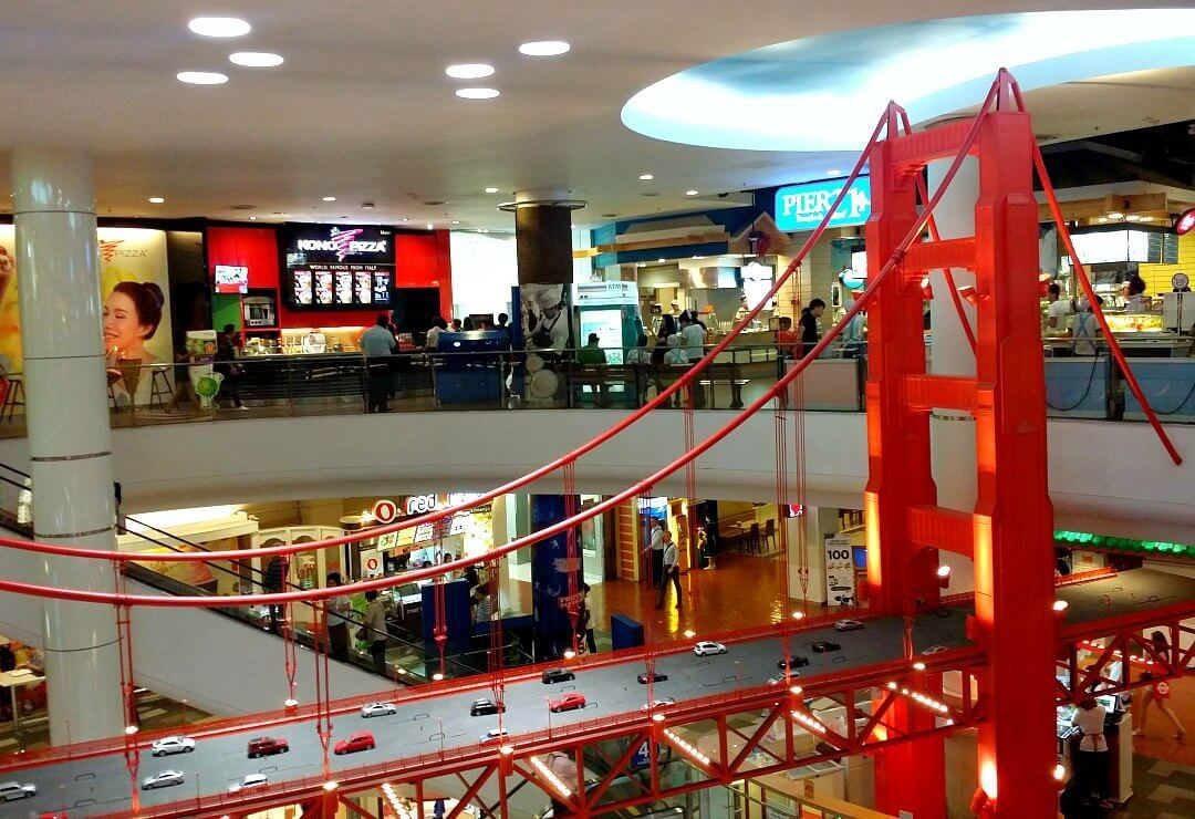 Terminal 21 Bangkok: this mall in Thailand will take you around the world!