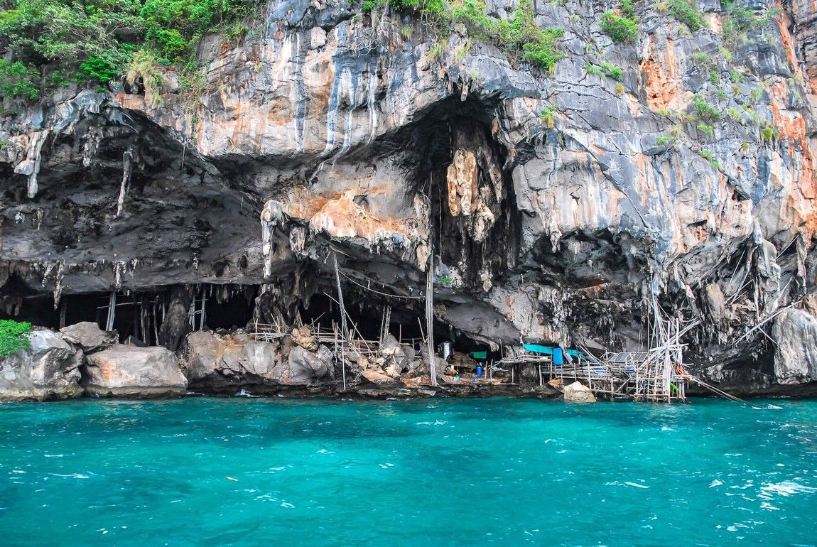 Viking Cave review ~ Koh Phi Phi, Thailand   2021 Edition