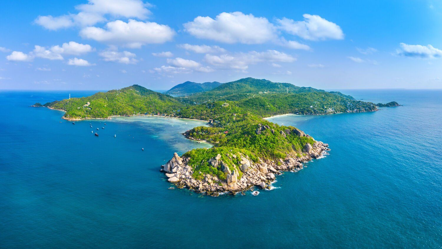 Island hopping in the Gulf of Thailand   News by Thaiger