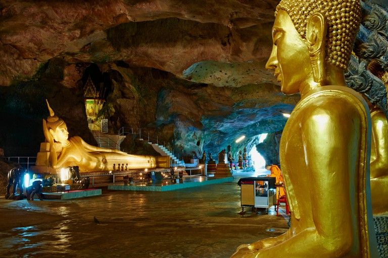 The Most Beautiful Caves in Thailand