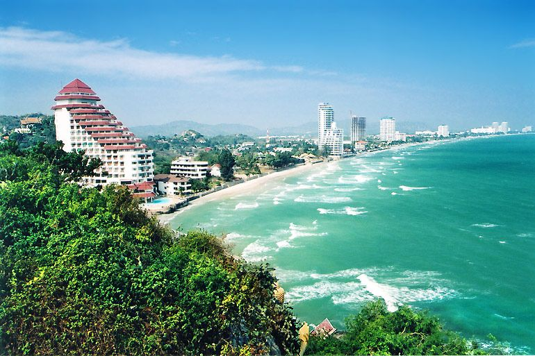 Hua Hin, always more accessible – About Thailand Living